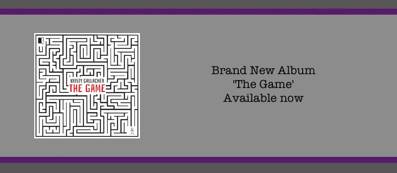 New Album - The Game  -  available to order now.